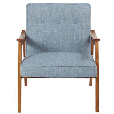 Stonington Armchair Upholstery: Sky Blue