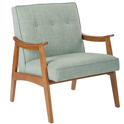 Stonington Armchair Upholstery: Mint