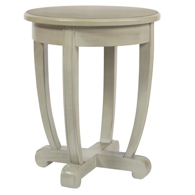 Colhaven End Table Color: Gray
