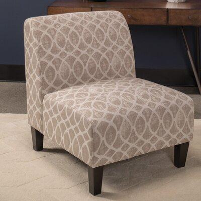 Abramowitz Slipper Chair Upholstery: Sand