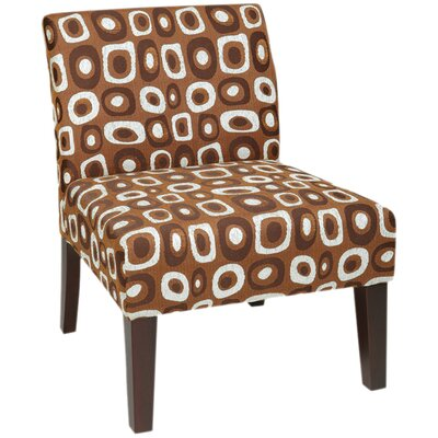 Laguna Upholstered Dining Chair Color: Twilight Aqua