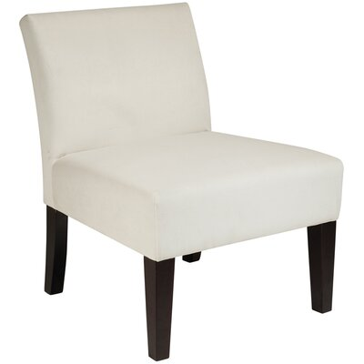 Laguna Upholstered Dining Chair Color: Brushed Oyster