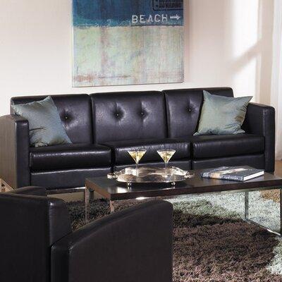 Avenue Six Wall Street Modular Sofa (4 Pieces) - Color: Smoke at Sears.com
