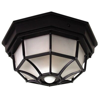 DualBrite 4-Light Flush Mount