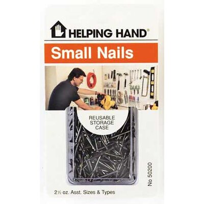 HelpingHand Assortment Nails - Size: Medium (Set of 3) at Sears.com