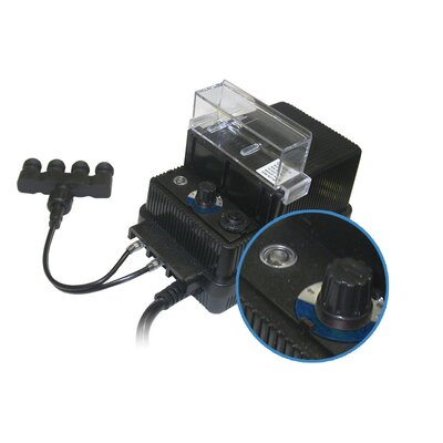 60 Watt Transformer with Photo Cell and Timer