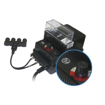 100 Watt Transformer with Photo Cell and Timer