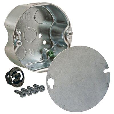 Round Ceiling Fan Box