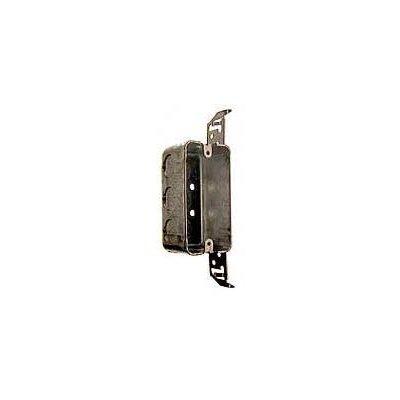 Single Gang Handy Box with Bracket