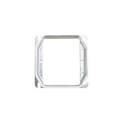 Square Two Device Box Cover