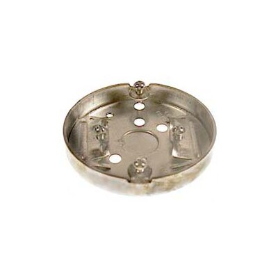 3.5 Shallow Round Ceiling Box