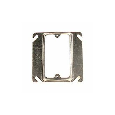 4 Square Single Device Box Cover