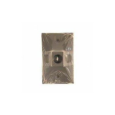 Triple Outlet Weatherproof Rectangular Lampholder