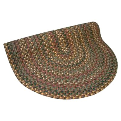 Pioneer Valley II Autumn Wheat Round Outdoor Rug Rug Size: Round 6