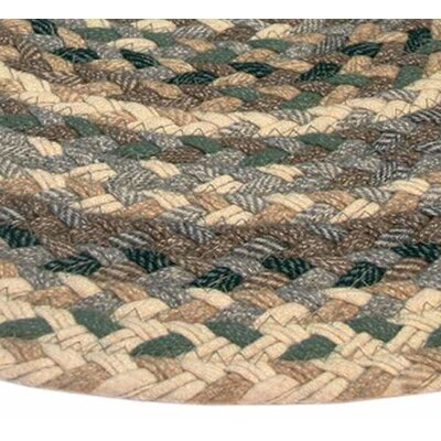 Beacon Hill Runner Green/Beige Plaid Area Rug Rug Size: Runner 23 x 9