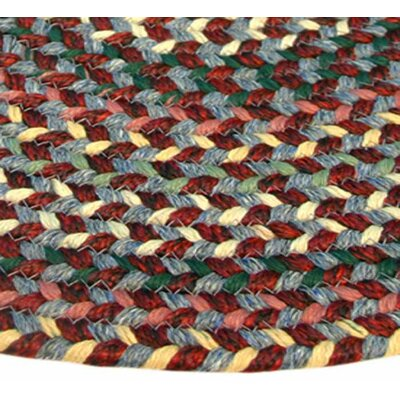 Pioneer Valley II Indian Summer Elongated Octagon Outdoor Rug Rug Size: Elongated Octagon 8 x 10
