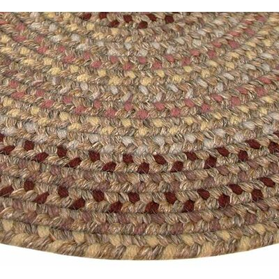 Pioneer Valley II Buckskin Elongated Octagon Outdoor Rug Rug Size: Elongated Octagon 4 x 6