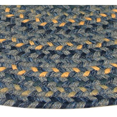 Pioneer Valley II Williamsbury Blue Multi Elongated Octagon Outdoor Rug Rug Size: Elongated Octagon 9 x 12