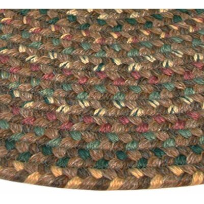 Pioneer Valley II Autumn Wheat Elongated Octagon Outdoor Rug Rug Size: Elongated Octagon 6 x 9