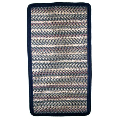 Beantown Boston Harbor Blue/Green Area Rug Rug Size: Square 10'