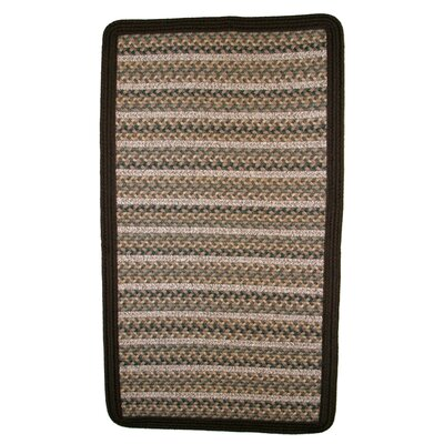Beantown Baked Beans Brown/Tan Area Rug Rug Size: Square 2