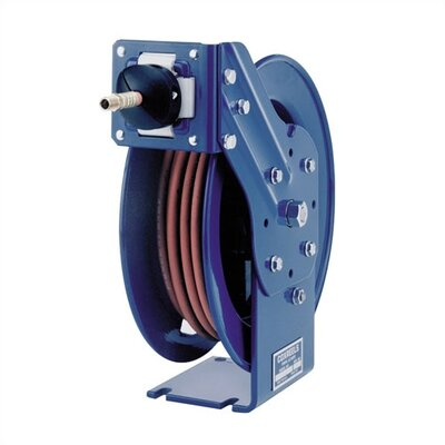"""Coxreels Heavy Duty Hose Reel (300 psi) - Hose Capacity: For 100 ft, 1/2"""" Inside Diameter, Size 6 at Sears.com"""