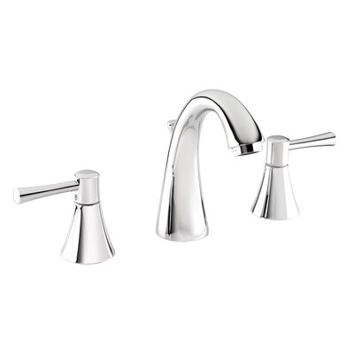Essential Style Widespread Double Handle Bathroom Faucet Finish: Polished Chrome