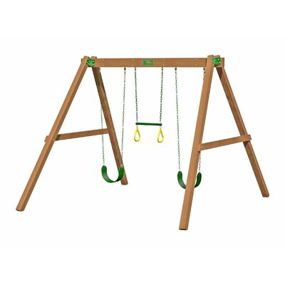 Classic Swing Beam Swing Set 15WCL2ST