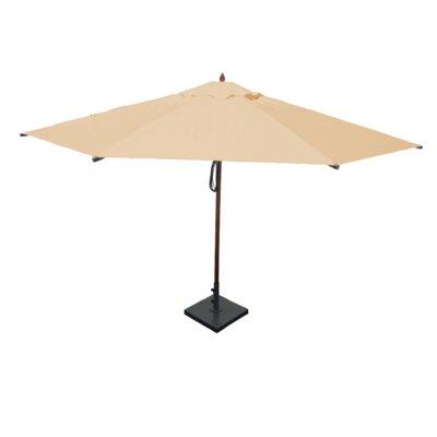 13 Market Umbrella Fabric: Beige