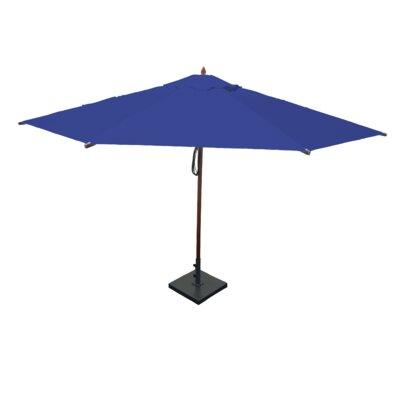 13 Market Umbrella Fabric: Ocean Blue