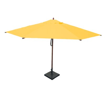 13 Market Umbrella Fabric: Sunflower Yellow