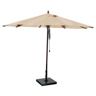 11 Market Umbrella Fabric: Beige