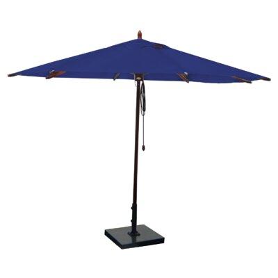 11 Market Umbrella Fabric: Ocean Blue