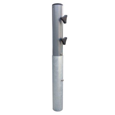 Steel In-Ground Umbrella Base
