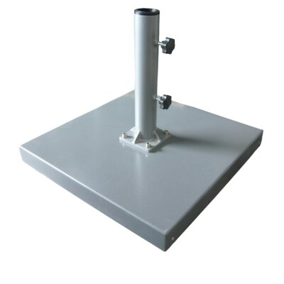 Small Plain Powder Coated Steel Free Standing Umbrella Base