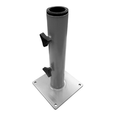 Steel Deck Mount Umbrella Base