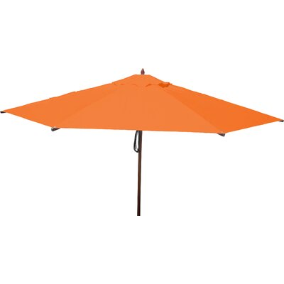 13 Market Umbrella Fabric: Orange