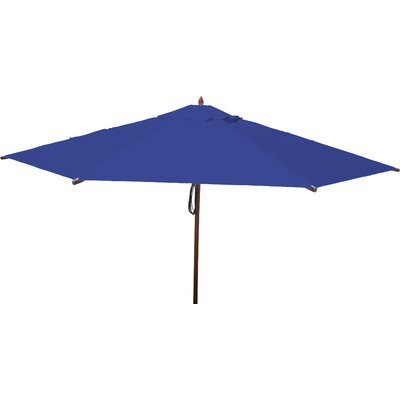 13 Market Umbrella Fabric: Ocean Blue