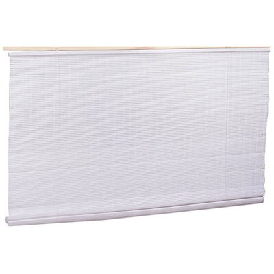 Indoor and Outdoor Roller Shade (Set of 6) Size:  120 W x 72 L