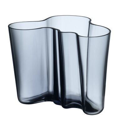 decorative accents - iittala Alvar Aalto 6.25 inch Table Vase - iittala Vases