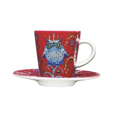iittala Taika Espresso Cup and Saucer Set TAI044065