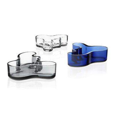 Alvar Aalto Clear Bowl