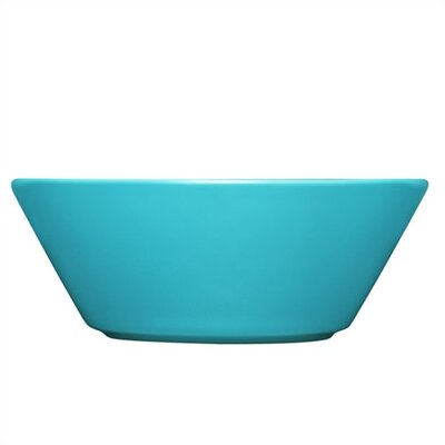 Teema 6 Soup And Cereal Bowl Turquoise - Limited Production (set Of 2)