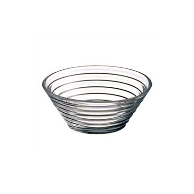 Aino Aalto Bowl Clear Size-large
