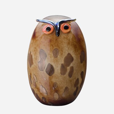 Birds by Toikka Uhuu Bird Figurine 1007318
