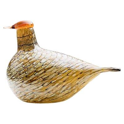Birds by Toikka Summer Grouse Figurine 1007214