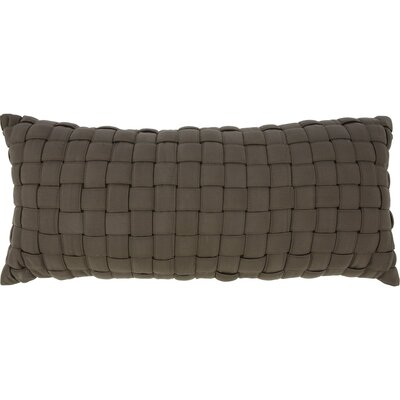 Soft Weave Deluxe Hammock Pillow Color: Chocolate