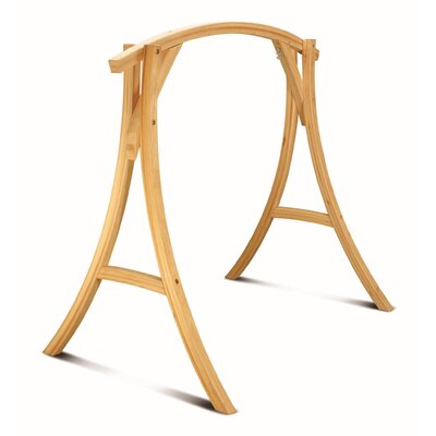 Wood Standard Hammock Stand