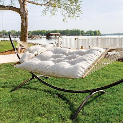 Sunbrella Hammock Color: Integrated Pewter