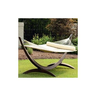 Wicker Hammock Stand - Product photo